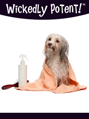 PawFlex | Wickedly Potent, Natural Remedies Dog Shampoo, Dog Calming
