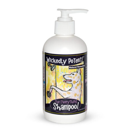 PawFlex | Wickedly Potent, Natural Remedies, The Everything Dog & Pet Shampoo