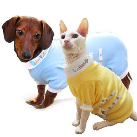 dog-cat-short-onesies